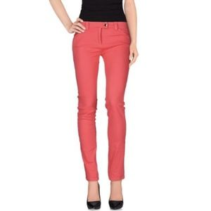 Balenciaga Pink Mid-rise Skinny Jeans